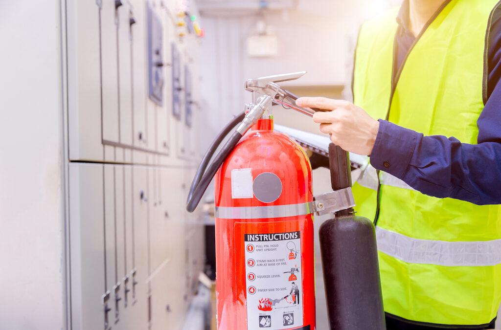 Best Fire Extinguisher Service Richmond